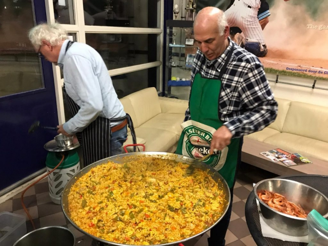 Paella in wording